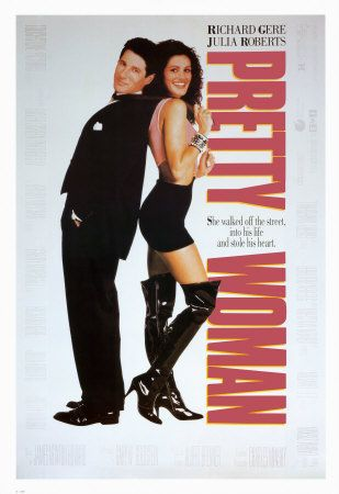 Pretty Woman  - Movie Poster