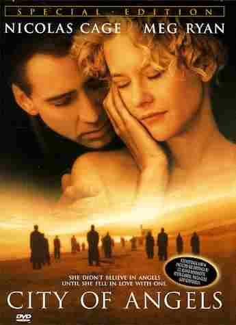 City of Angels  - DVD Cover
