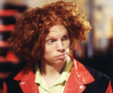 Scott 'Carrot Top' Thompson Scott (Carrot Top) Thompson