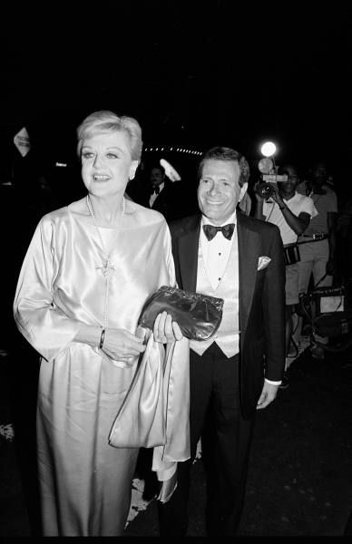 Jerry Herman ANGELA LANSBURY, JERRY HERMAN,