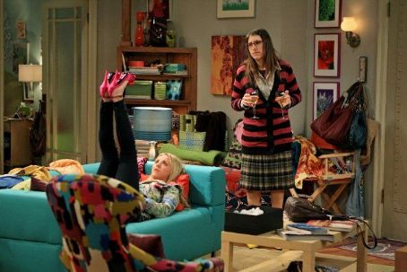 Amy Farrah Fowler The Big Bang Theory (2007)