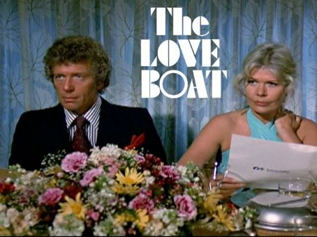 The Love Boat Robert Reed & Loretta Swit
