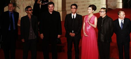 John Woo Red Carpet Photos-2010 Shanghai International Film Festival