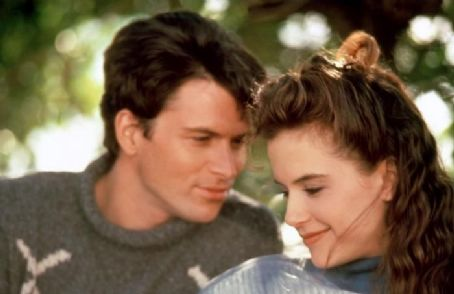 Kelly Preston and Tim Daly