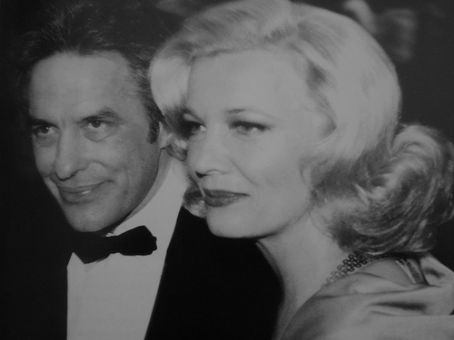 Gena Rowlands  and John Cassavetes
