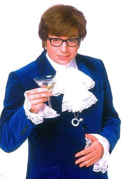 Mike Myers Austin Powers: International Man of Mystery (1997)
