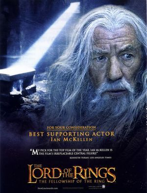 Gandalf The Lord of the Rings: The Fellowship of the Ring