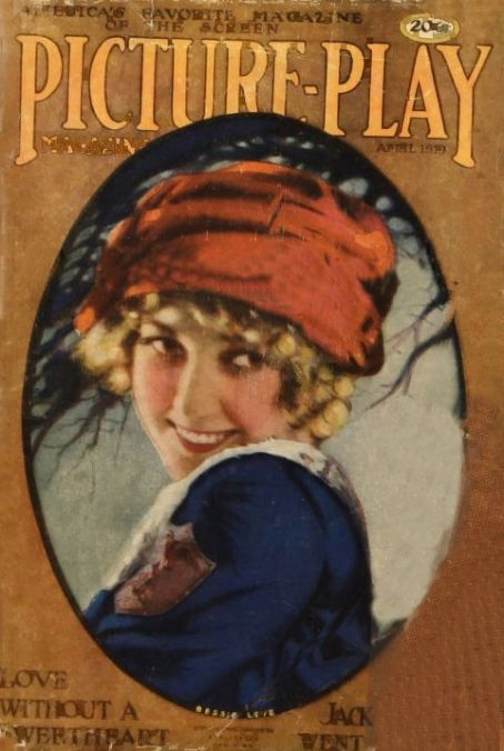 Bessie Love - Picture Play Magazine [United States] (April 1919)
