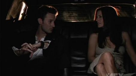 Josh Stewart Courteney Arquette and