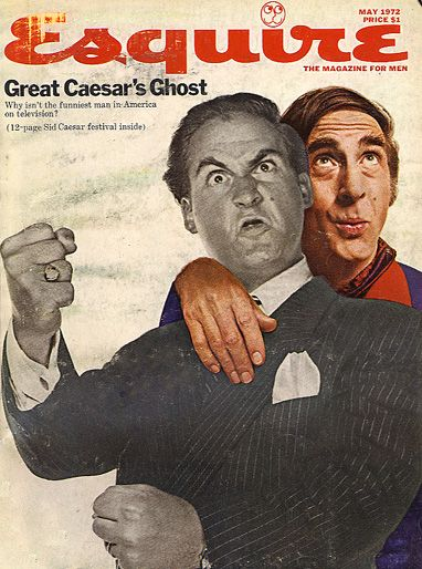 Sid Caesar  - May 1972 issue