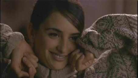 Sofia Serrano - Penelope Cruz plays Sofia in a movie scene of Open Your Eyes - 1997 distributed by Artisan Entertainment