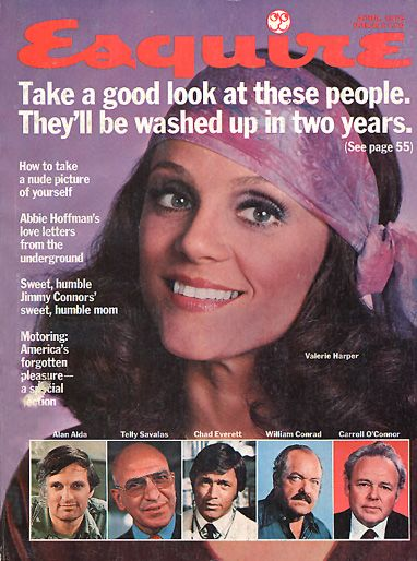 Valerie Harper  - April 1976 issue