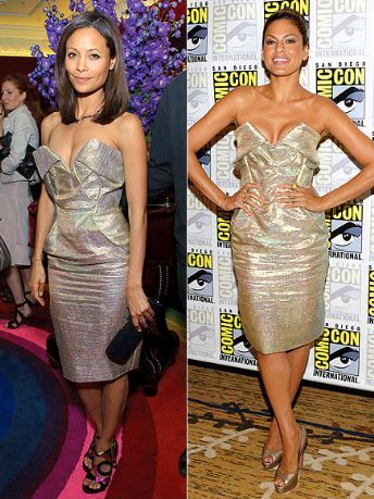 Thandie VS Eva