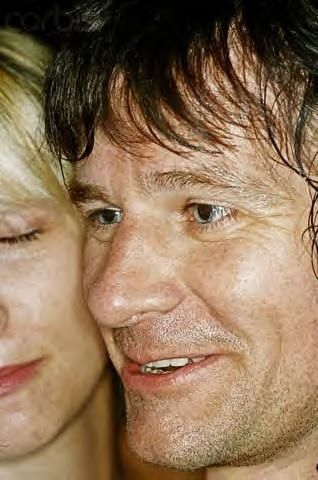 Zak Starkey  and Sharna Liguz, Ausugt 2006