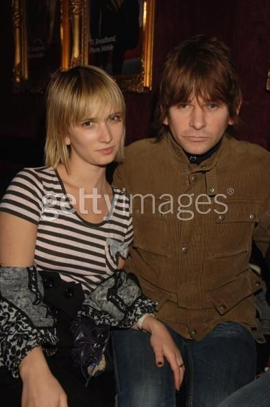 Zak Starkey  and Sharna Liguz, January 2007