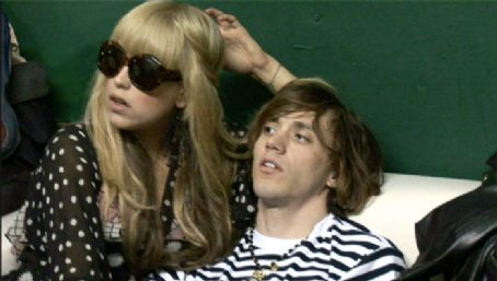 Max Drummey Peaches Geldof and
