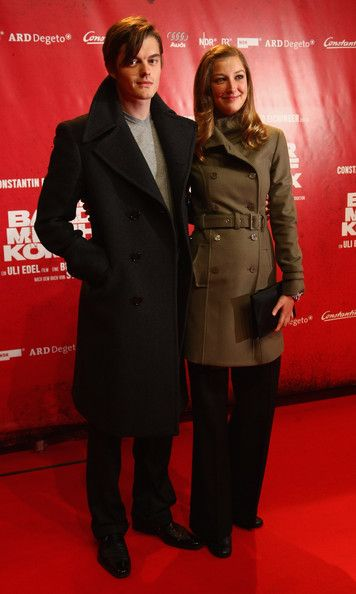 Alexandra Lara and Sam Riley