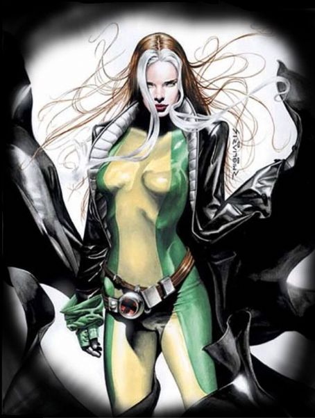 Rogue  In The Comics (X-Men)