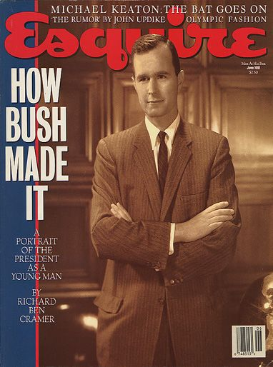 George Bush George H.W. Bush - June 1991 issue