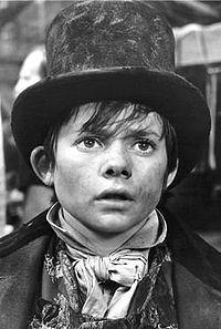 Jack Wild JACK WILD IN THE 1968 FILM MUSICAL ''OLIVER''