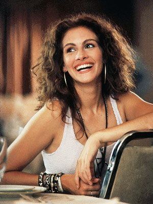 Pretty Woman Julia Roberts as Vivian Ward in