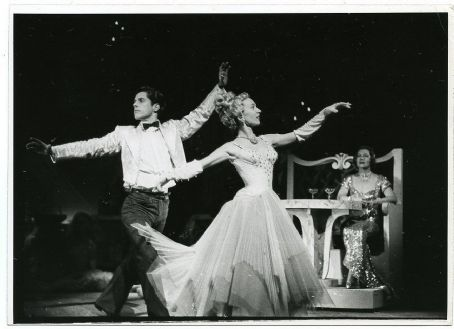 Dancer Broadway Actor  Harold Lang,  Singer