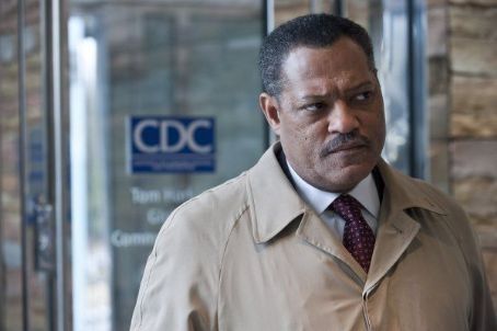 Laurence Fishburne - Contagion