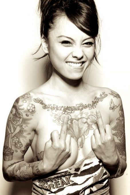 Levy Tran - Tattoos and Smiles!