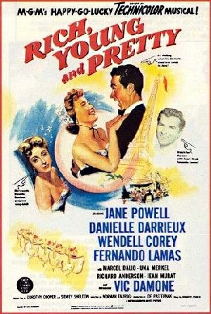Rich, Young and Pretty (1951)