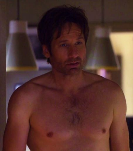 David Duchovny in Californication