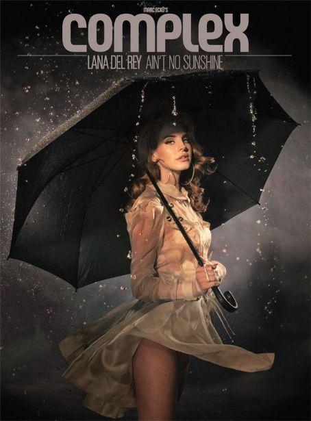 Lana Del Rey  - Complex Magazine Pictorial [United States] (February 2012)