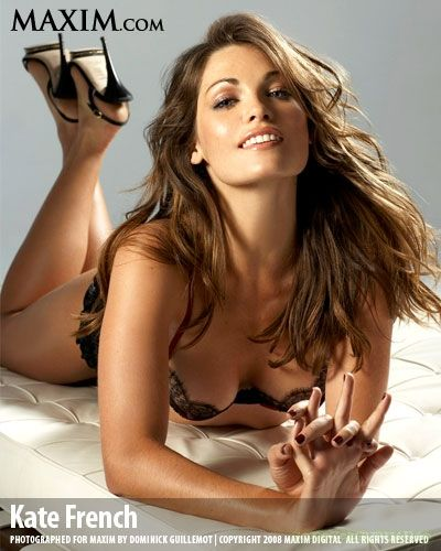 Kate French Maxim
