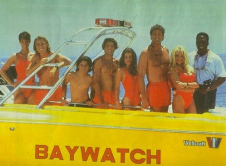 Alexandra Paul Baywatch Cast