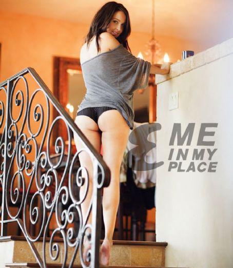 Camilla Luddington  - Me in My Place Photoshoot for Esquire Magazine