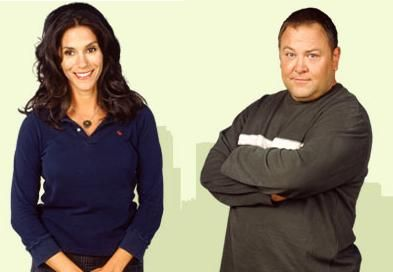 Jami Gertz Mark Addy and