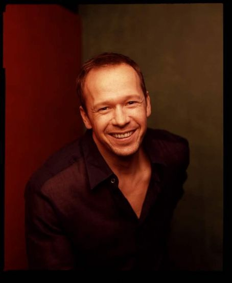 Donnie Wahlberg , 2003