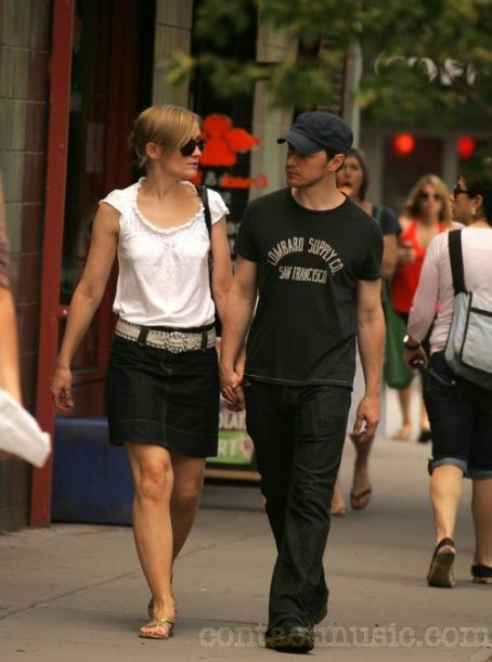Anne-Marie Duff James McAvoy and Anne-marie Duff
