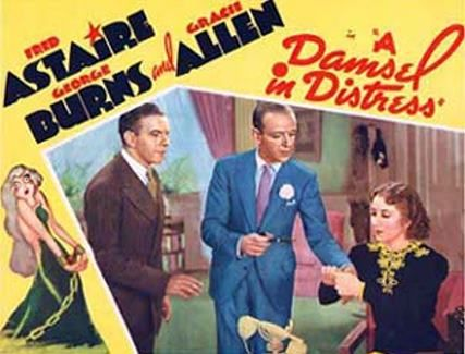 A Damsel in Distress  (1937)