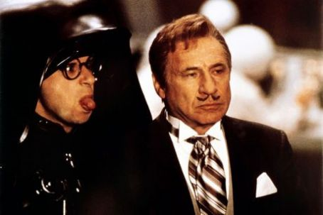 Rick Moranis and Mel Brooks in Spaceballs (1987)