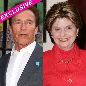 EXCLUSIVE: Arnold Schwarzenegger Facing Legal Battle: New Secret Lover Lawyers Up — With Gloria Allred!