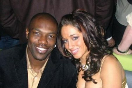Terrell Owens TO and Candace Cabrera