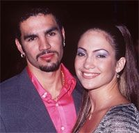 Jennifer Lopez and Ojani Noa