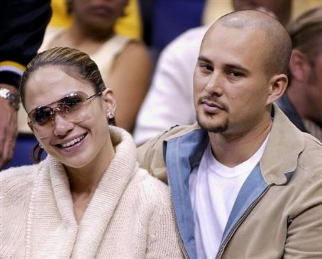 Cris Judd  and Jennifer Lopez