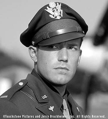 Capt. Rafe McCawley Ben Affleck in Touchstone Pictures' Pearl Harbor - 2001