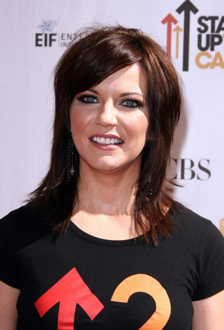 Martina McBride - Stand Up To Cancer Held At Sony Pictures Studios On September 10, 2010 In Culver City, California
