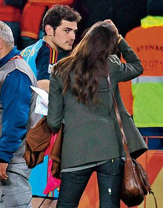 Iker Casillas - Sara Carbonero