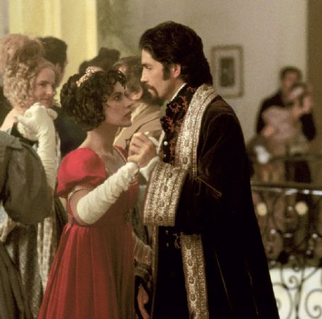 The Count of Monte Cristo James Caviezel and Dagmara Dominczyk