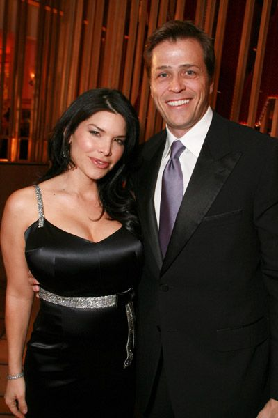 Lauren Sanchez  and Patrick Whitesell