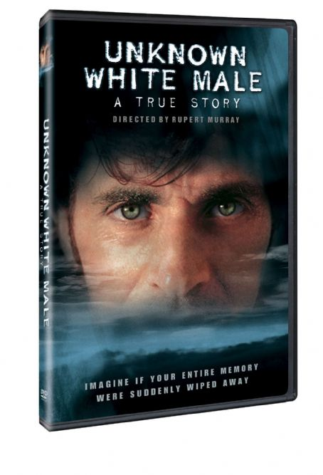 Unknown White Male  DVD BoxArt - 2006