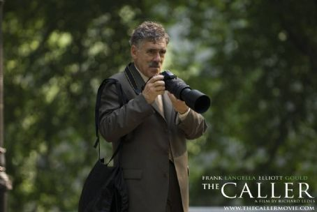 Elliott Gould The Caller Wallpaper
